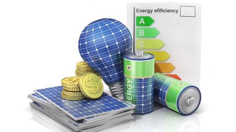 Smarte Energie Management Komponenten